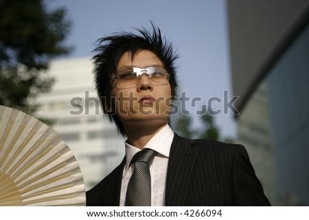 cool asian guy