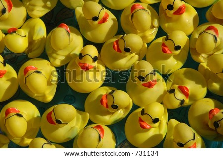 Cool Rubber duckies