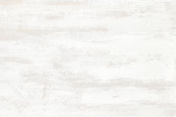 Cool subtle white wood texture background. Light grey soft wood wallpaper. White washed wood. Rustic wood pattern. Table top view.