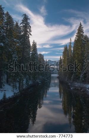 Cooper River, Washington