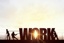 Cooperate for successful work