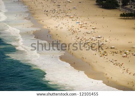 Copacabana Beach (Rio de Janeiro - Brazil)
