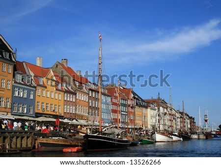 Copenhagen - stock photo