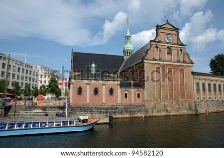 Copenhagen - stock photo