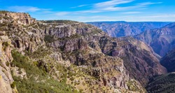 Copper Canyon (Barrancas del Cobre) - Sierra Madre Occidental, Chihuahua, Mexico