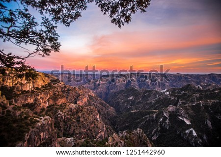 Copper Canyon - Mexico  #1251442960