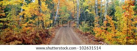 Copper Harbor, Keweenaw Peninsula, Autumn, Michigan