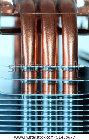 Copper heatpipe