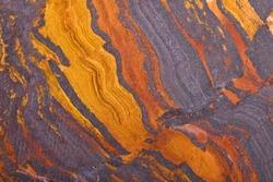 copper mountain jasper rough slab