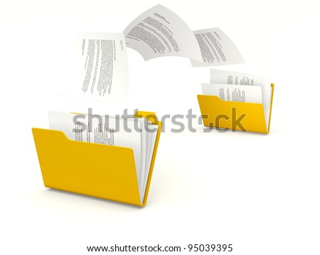 Copying files from folder to folder
