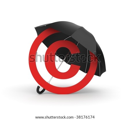 Copyright - stock photo