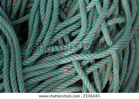 cordas Foto stock ©