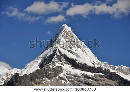 Cordillera Blanca - Santa Cruz Circuit Trek