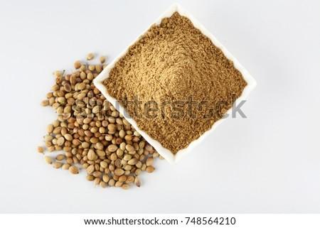 Coriander Powder,Coriander seeds #748564210