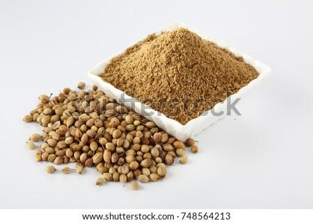 Coriander Powder,Coriander seeds #748564213