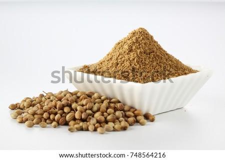 Coriander Powder,Coriander seeds #748564216