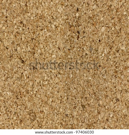 Cork board as texture or pattern for background or grunge - stock photo