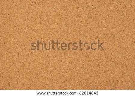 Cork-board background