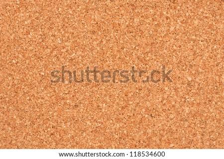 Cork board texture. Bulletin board background.