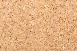 Cork texture background, close up.