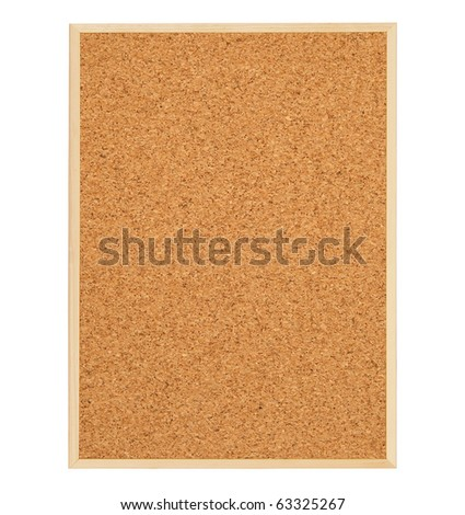 Corkboard (board bulletin)