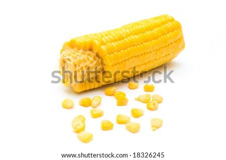Corn and corn grains