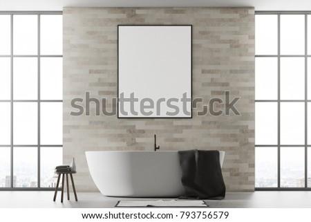 corner of a modern bathroom...