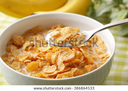 Cornflakes #386864533