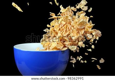 Cornflakes Stock foto ©