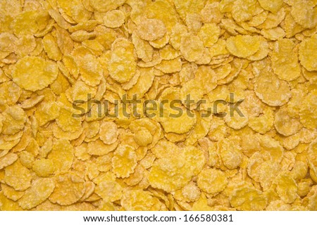 Cornflakes background #166580381