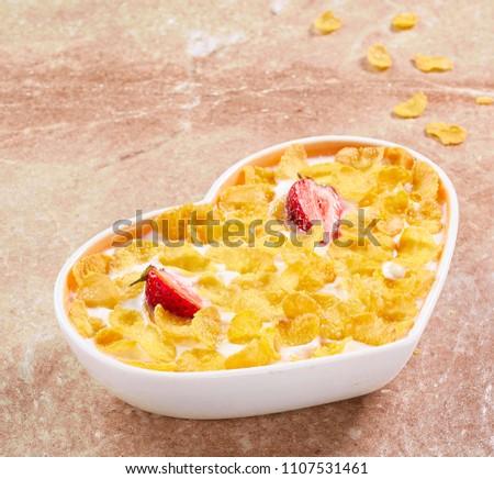 Cornflakes, Chips, Snacks #1107531461