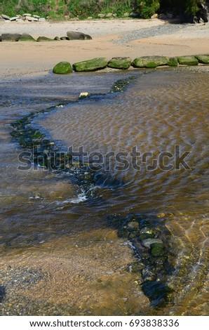Cornish Coastline #693838336