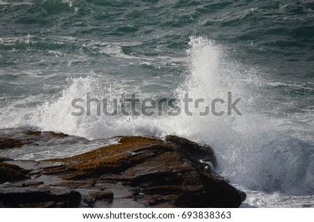 Cornish Coastline #693838363