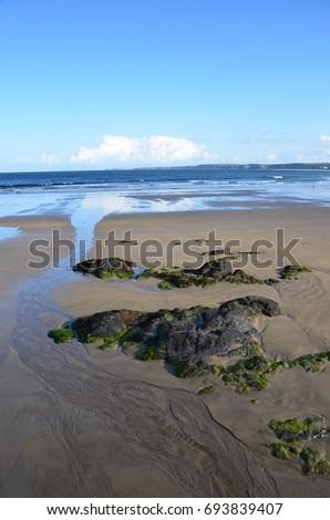 Cornish Coastline #693839407