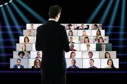 Corporate Entrepreneur Speech At Virtual Business Convention Event