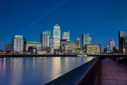Corporate Finance -Canary Wharf