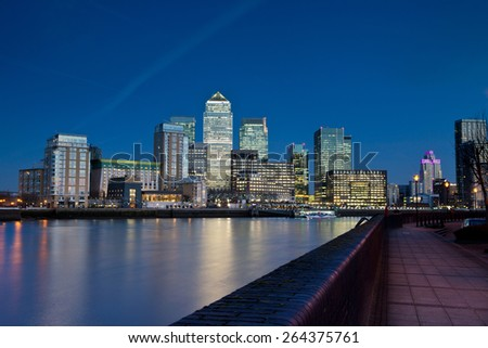 Corporate Finance -Canary Wharf #264375761