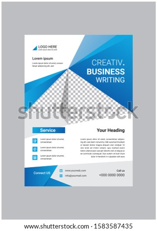 Corporate Flyer, Corporate flyer design, Business flyer design