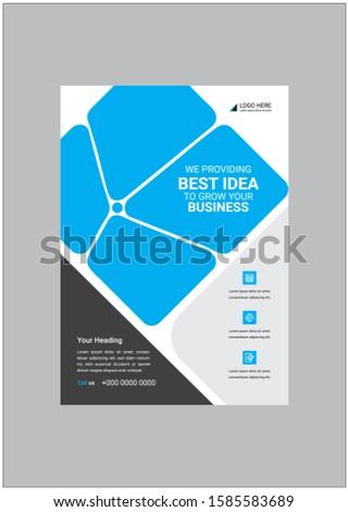 Corporate Flyer, Corporate flyer design, corporate look
