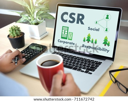 Corporate Social Responsibility CSR and Sustainability Responsible Office CSR #711672742