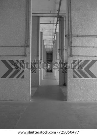 corridor  #725050477