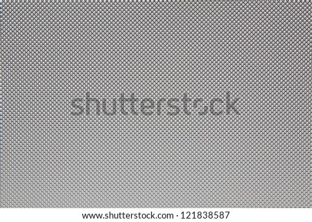 corrugated aluminium background