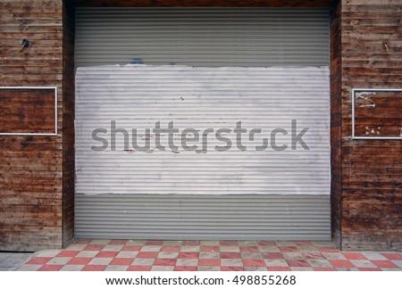 Free Photos Old Wooden Garage Doors Background Avopix