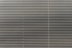 Corrugated metal texture surface,Metall wall or Metal roof
