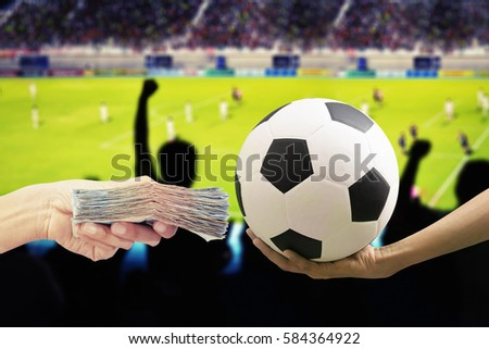 corruption football game