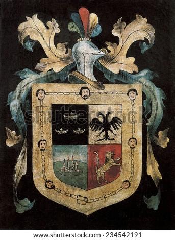 CORTeS, Hern\x9An (1485-1547), Spanish conqueror of Mexico