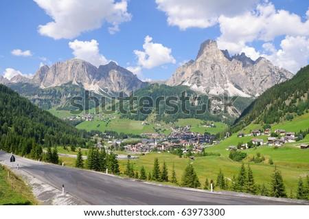 Corvara in Badia - Dolomites, Italy