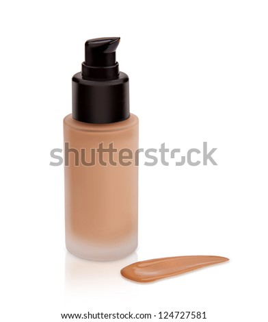 Cosmetic Liquid Foundation