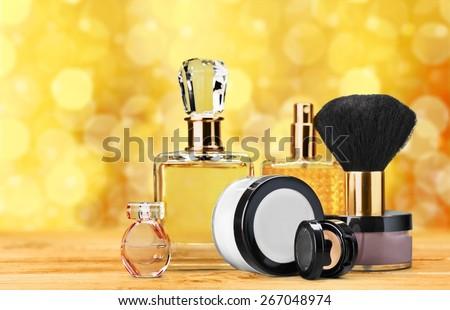 Cosmetics,  Make-up,  Perfume.