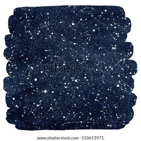 cosmic background. dark blue...